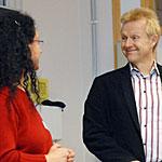 Carla Puglia och Stefan Fölster